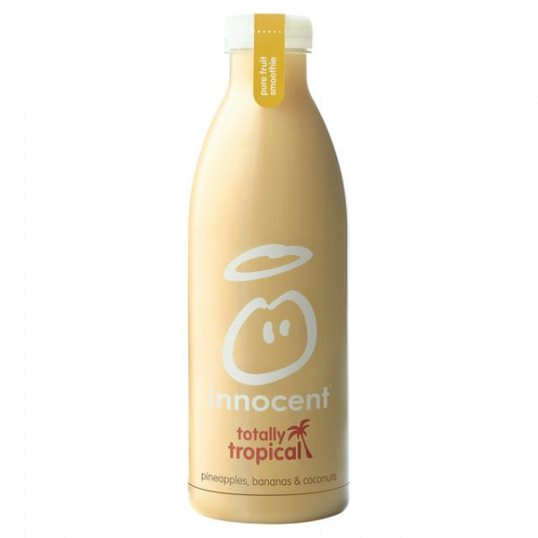 Innocent Totally Tropical Smoothie 750ml